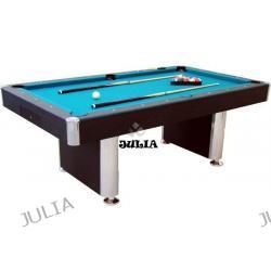 Stół bilardowy TORONTO 7ft czarny
