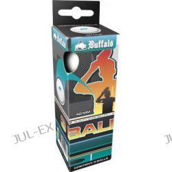 Profesjonalne piłeczki do ping-ponga BUFFALO 3 szt