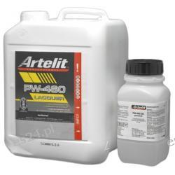 ARTELIT PW-460 lakier poliuretanowy wodny dwuskładnikowy 5,35l
