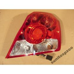 Lampa prawa tylna Chevrolet Aveo HB 2003-2006
