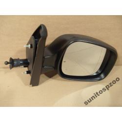 Lusterko prawe mechaniczne Renault Kangoo 01-07