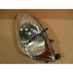 Reflektor przedni prawy do Nissan Note 2006-