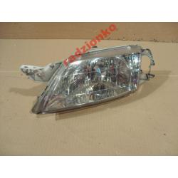 Reflektor lewy Mazda Premacy 1999-2001