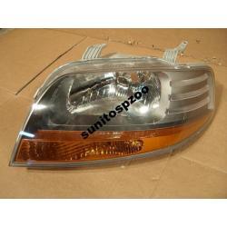 Reflektor lewy Chevrolet Aveo 2003-2006