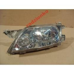 Reflektor lewy Mazda Premacy 2003-2004