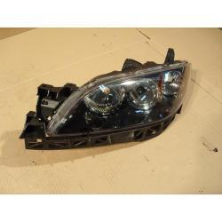 Reflektor lewy Mazda 3 SDN 2004-2007
