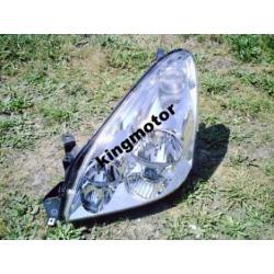 Reflektor przedni lewy Corolla Verso 2004-2006 Zderzaki
