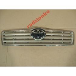 Atrapa przednia Toyota Avensis 2003-2006 Listwy na zderzak