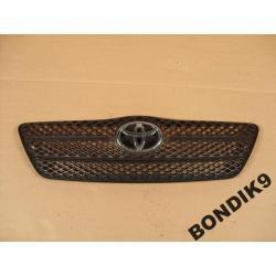 Atrapa przednia Toyota Corolla 2002-2004.