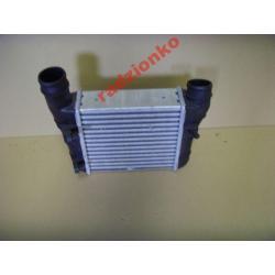 Chłodnica powietrza (intercooler) Audi A4 2001-