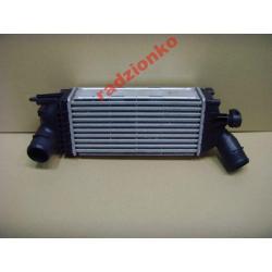 Chłodnica powietrza (intercooler) Peugeot 407 04- Maski