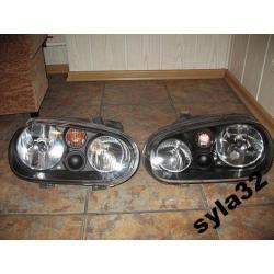 Komplet reflektorów VW Golf IV 1997-2003