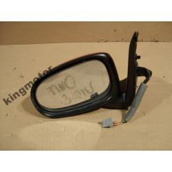 Lusterko lewe elektryczne Nissan Almera Tino 2001- Maski