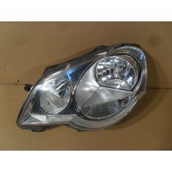 Reflektor lewy VW Polo 2005-...