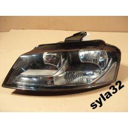 Reflektor lewy Audi A3 2008-