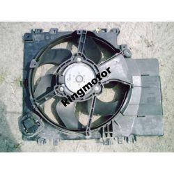 Wentylatory Nissan Micra K12 2003-2006 benzyna
