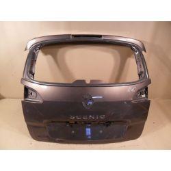 Klapa tył Renault Scenic 2009-