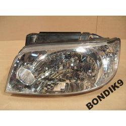 Reflektor przedni lewy Hyundai Matrix 2001-2006