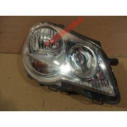 Reflektor prawy Volkswagen Polo 2005-