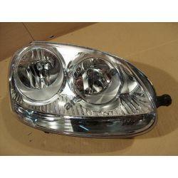 Reflektor prawy VW Golf V 2003-