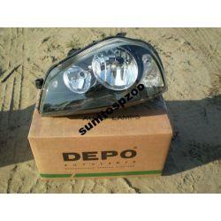 Reflektor przedni lewy Seat Arosa 2001-2005