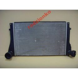 Chłodnica powietrza (intercooler) Seat Leon 00-05 Błotniki