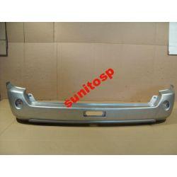 Zderzak tylny Nissan X-Trail 2003-2006 Listwy na zderzak