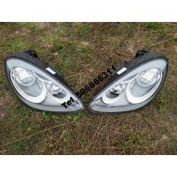 Reflektor xenon kpl. prawy Porsche Cayenne 2002-10