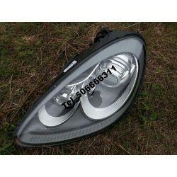 Reflektor xenon kpl. lewy Porsche Cayenne 2002-10