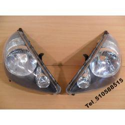 Komplet Reflektorów Honda Jazz 2005-