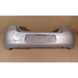 Zderzak tył Toyota Yaris 2006- Listwy na zderzak
