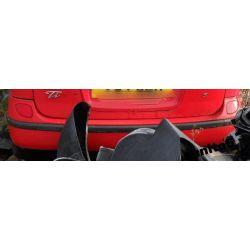 Zderzak tylny Na części Nissan Almera Tino 2001-