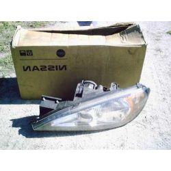 Reflektor lewy xenon Primera P11 po liftingu 99-01