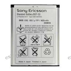 Bateria SONY ERICSSON BST-33