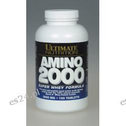 Ultimate Nutrition Amino 2002 - 330 tab Potencja i libido