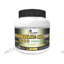 Amino Anabolic 5500 Mega Caps - 360 kaps Środki powiększające