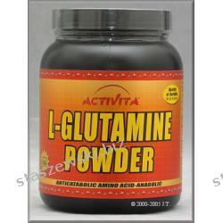 Activita L-Glutamina - 500 g Środki powiększające