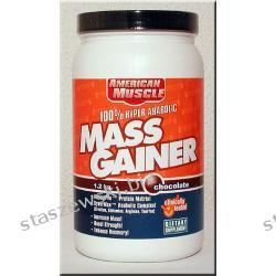 American Muscle Mass Gainer - 4500 g Środki powiększające