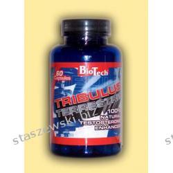 Bio Tech Tribulus Terrestris 500 mg - 60 kaps Środki powiększające
