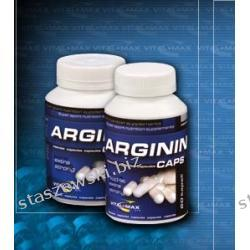 VitalMax L-arginina - 60 kaps Środki powiększające
