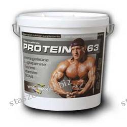 Vitalmax Whey Protein 63% - 3300 g Potencja i libido