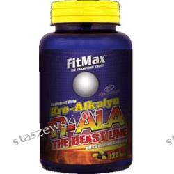 Fitmax Kre Alkalyn + R-ALA - 60 kaps Środki powiększające