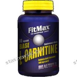 Fitamax Base L-Carnitine - 60 kaps Potencja i libido
