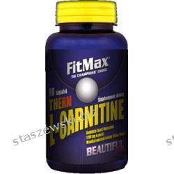 Fitmax Therm L-Carnitine - 90 kaps Środki powiększające