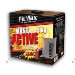 Fitmax Mass Active 20 - 5000 g + Shaker Potencja i libido