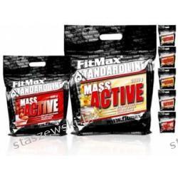 Fitmax Mass Active 20 - 1000 g Środki powiększające