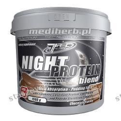 Trec Night Protein Blend - 1500 g Potencja i libido