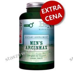 Men's Arginimax 90 kaps - naturalna viagra + powiększenie penisa Erotyka