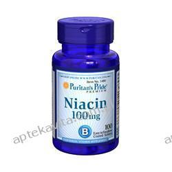 Niacin - równowaga seksualna Środki powiększające