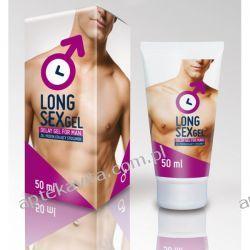 Long Sex Gel - jescze dłuższy seks Erotyka